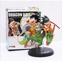 Boneco Goku Com Shenlong - Dragon Ball