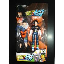 Dragon Ball Gt Andróide 17 Super Articulado Dbz