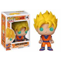Boneco Funko Animation Super Saiyan Goku A Pronta Entrega