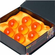 Dragon Ball Z 7 Esferas Do Dragão! Pronta Entrega 4,5cm