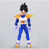 Boneco Dragon Ball Dbz - Vegeta - Na Caixa - Pronta Entrega