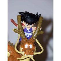 Gashapon Goku + Shenlong