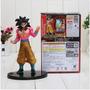 Boneco Dragon Ball Dbgt Goku Ssj4 18cm Bandai Sob Encomenda
