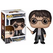 Harry Potter - Boneco Pop Vinil Da Funko 10cms *colecione*