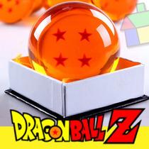 Esfera Do Dragão 4 Estrelas Dragon Ball Bandai 7cm No Brasil