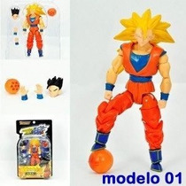 Dragon Ball Z - 100% Articulado - Bandai
