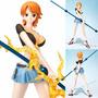 One Piece - Nami - Figuarts Zero - Battle Ver. (original)