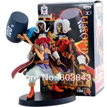 Boneco One Piece Usopp Movie Z (banpresto)