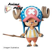 One Piece - Boneco / Figura Chopper 9cm P.o.p Sailing Again