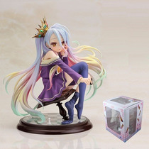 Figure Sexy Anime No Game No Life Shiro - Pronta Entrega