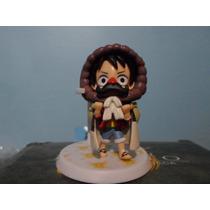 Boneco One Piece Monkey D. Luffy (banpresto)