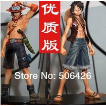 Kit Monkey.d.luffy E Portagas D Ace One Piece Action Figure