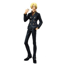 Boneco Sanji One Piece 22 Cm Figure Anime Manga