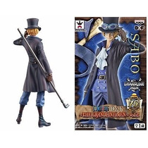 Boneco One Piece Sabo Dxf Vol. 21 - Banpresto