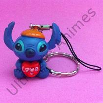 Chaveiro Animação Lilo E Stitch (kc579) Disney Filme Desenho