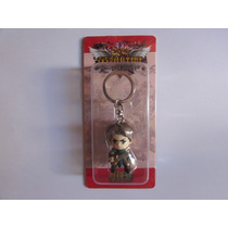 Chaveiro Lol League Of Legends Garen Figure Boneco