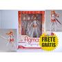 Sword Art Online Asuna 15cm Action Figure - Figma-importado