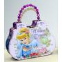 Satchel Box Princesa Cinderella Desejos & Sonhos 874107-1