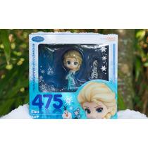 Action Figure Boneco Nendoroid Rainha Elsa Frozen #475