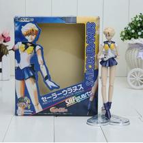 Action Figure Sailor Moon Urano Uranus Haruka Articulável