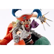 Figura Pvc Buggy - Anime One Piece Scultures Banpresto