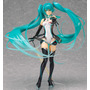 Pvc Figure Vocaloid Hatsune Miku Racing 2011 Original No Br