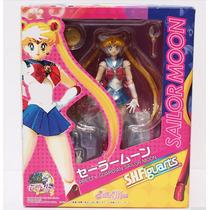 Action Figure Sailor Moon Serena Usagi Articulável