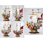 One Piece Thousand Sunny Navio Pirata 35 Cm