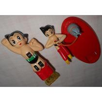 Astro Boy Lote4 Com 2 Action Figures Diferentes Atomu Tezuka