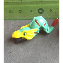 Boneco Miniatura Seadramon Digimon