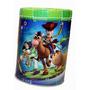 Cofre Redondo Disney, Toy Story, Woody E Buzz - 825207-3