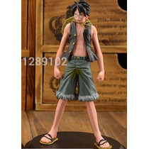 Action Figure One Piece Monkey D. Luffy 16 Cm