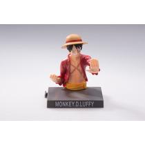 Boneco One Piece - Monkey D. Luffy 7 Cm