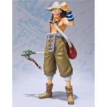 Estátua Usopp Novo Mundo - One Piece Importada Frete Grátis