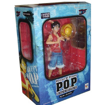 Luffy One Piece P.o.p Megahouse
