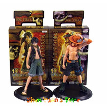 2 Bonecos One Piece Original Com Caixa Pronta Entrega