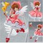 Boneca Figura De Ação Anime Sakura Card Captors 16cm