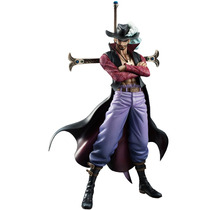 One Piece Mihawk Ver.2 - Portrait Of Pirates Neo Dx Megahous