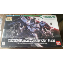 Gundam 00 Model Kit Gunpla Tieren Space Commander Hg 1 /144