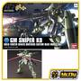 Gundam Build Fighters Hgbf #010 Gm Sniper K9 Custom Mobile S