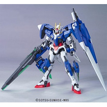 Model Kit Hg61 1/144 Gn-0000gnhw/7sg 00 Gundam Seven Sword/g