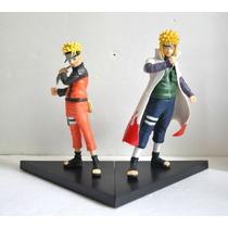 Boneco Naruto Minato - Action Figure Naruto Relations Minato