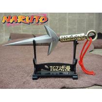 Kunai Do Minato Acessorio Cosplay De Ferro