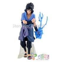 Naruto 12cm Figura Anime Brinquedo Sasuke