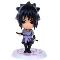 Naruto 7cm Figura Anime Brinquedo Sasuke
