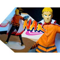 Naruto Hokage Shippuden Escultura Artesanal Action Figure