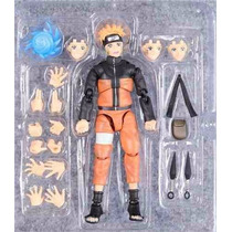 Boneco Uzumaki Naruto Articulado Anime Naruto Shippuden