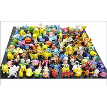Kit 144 Mini Bonecos Pokemon - 2 A 3 (cm) Pronta Entrega