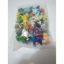 6 Miniaturas Pokémon 2-3 Cm