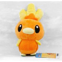 Pelúcia Torchic 15 Cm Da Nintendo - Pokémon X E Y - Novo